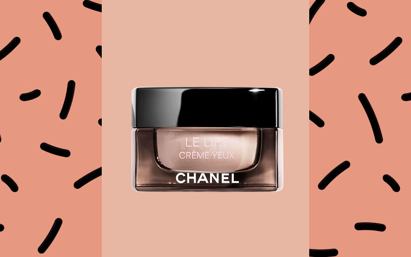 Крем для кожи вокруг глаз Le Lift Smoothing and Firming, Chanel