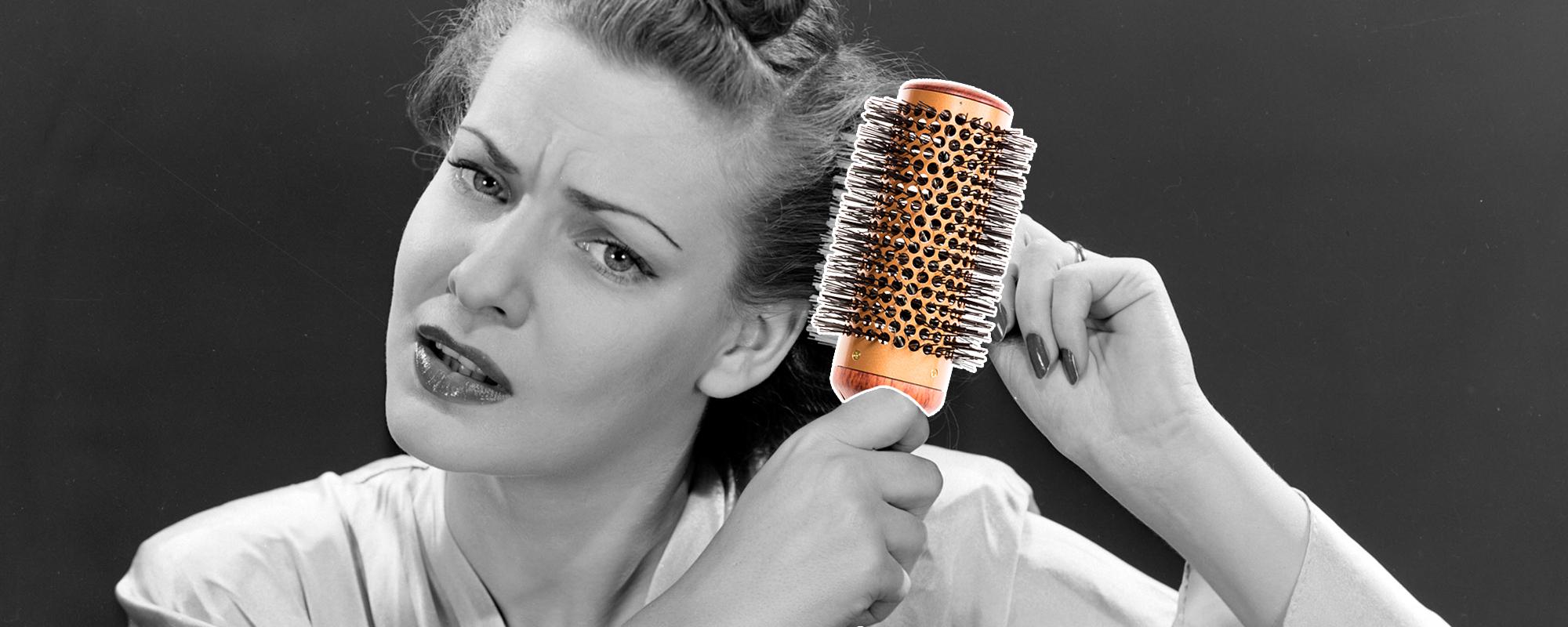 Как выбрать расческу-брашинг