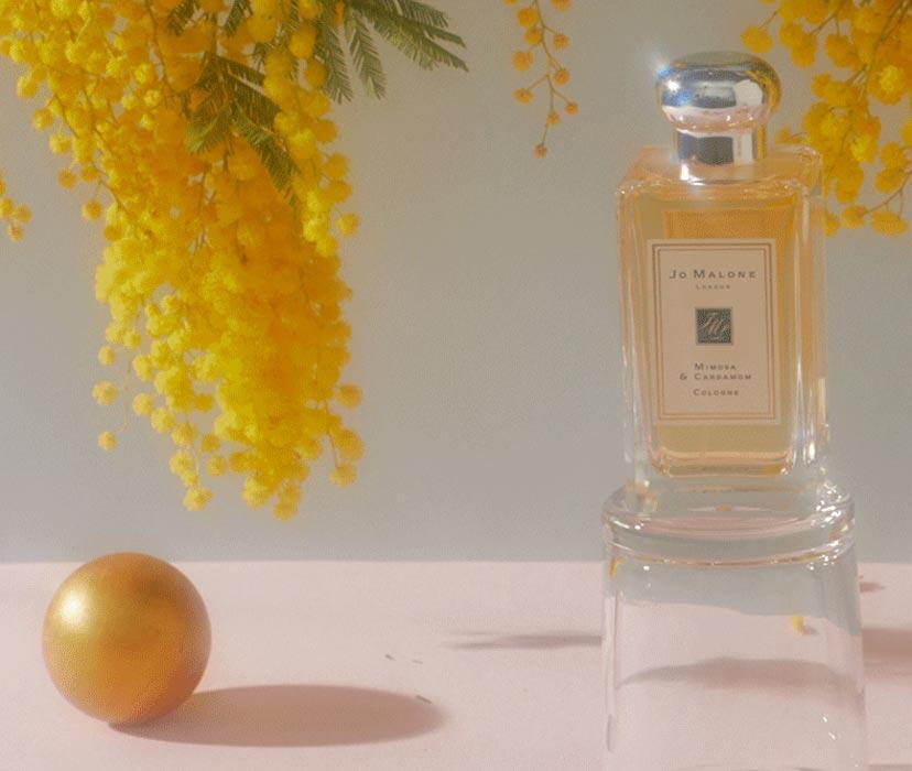 ароматы сирени в парфюмерии