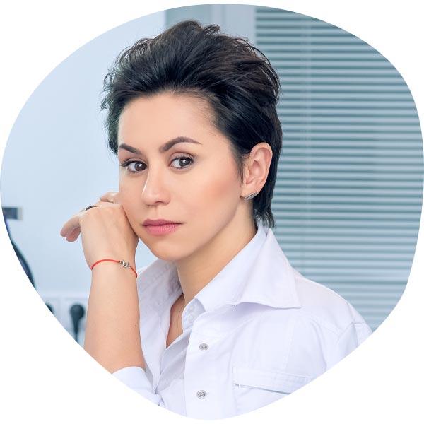 Галия Саратовцева