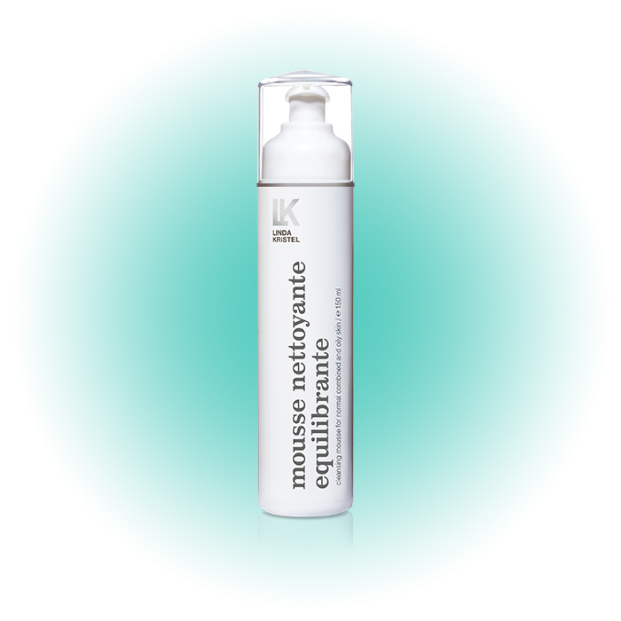 Очищающий мусс Nettoyante Hydratante Douce, Linda Kristel