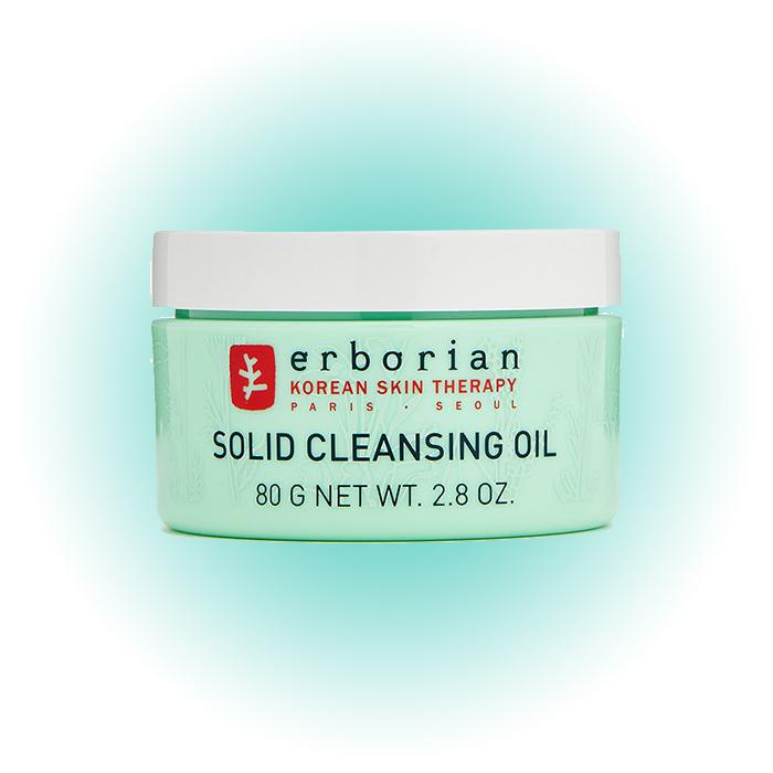 Гидрофильный бальзам Solid Cleansing Oil, Erborian
