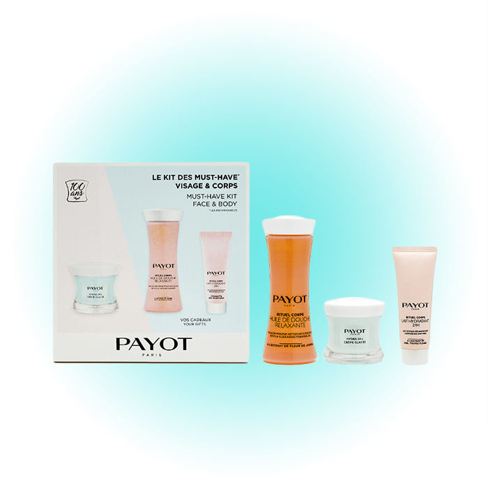 Must-have Kit Face & Body, Payot