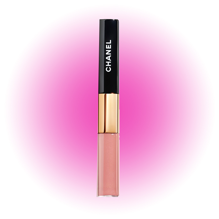 Дуэт для стойкого макияжа губ Le Rouge Duo Ultra Tenue, Chanel