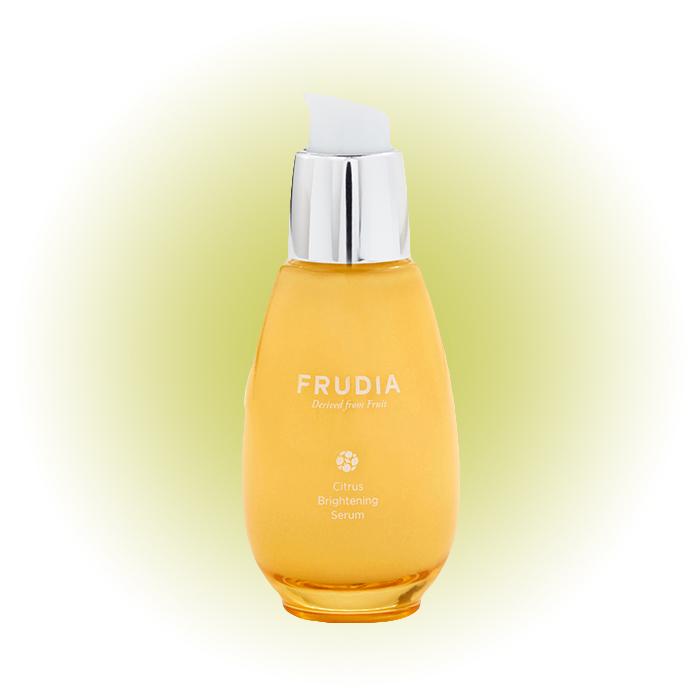 Сыворотка для улучшения цвета лица Citrus Brightening, Frudia