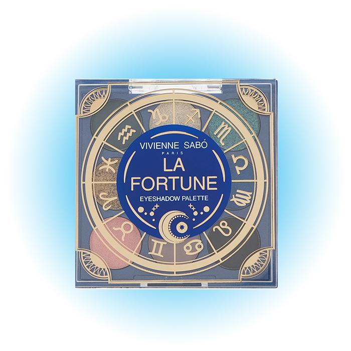 Палетка теней Zodiaque La Fortune, Vivienne Sabó
