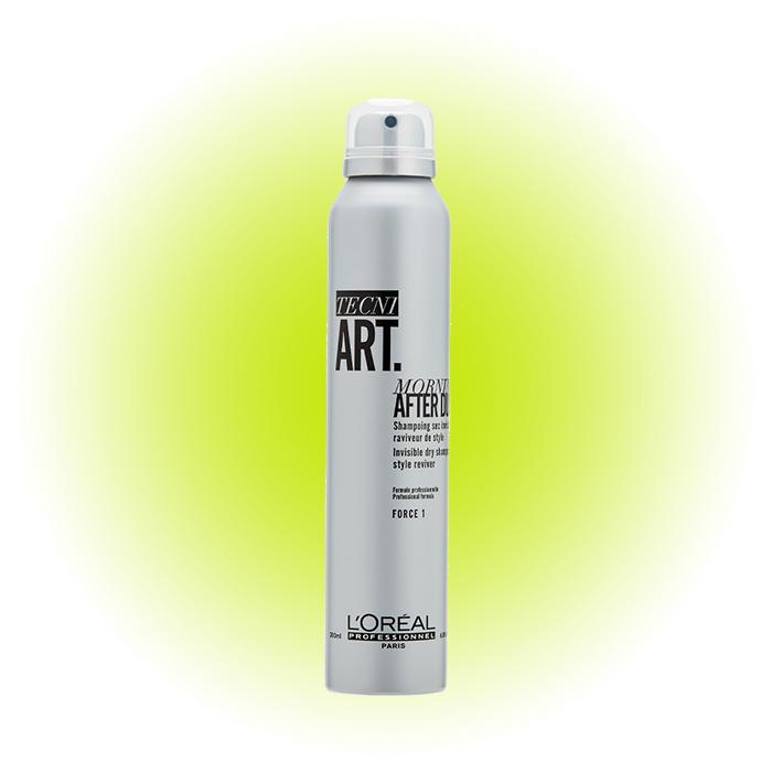 Сухой шампунь Tecni.ART morning after dust, L'Oréal Professionnel
