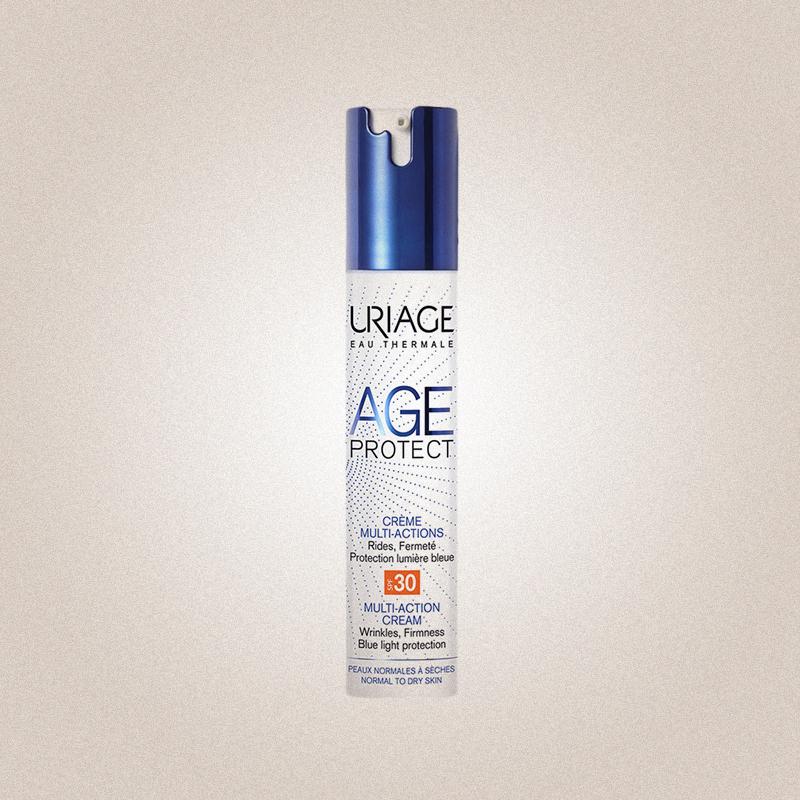 Мультифункциональный крем Age Protect Multi Action Cream SPF 30, Uriage