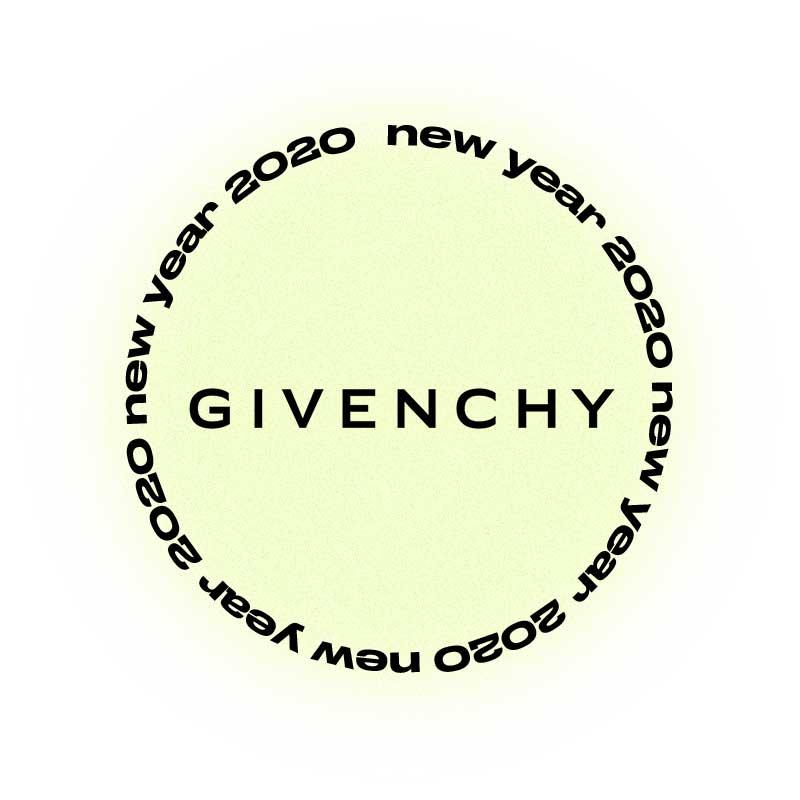 Акции Givenchy