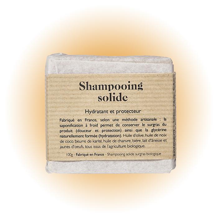 Твердый шампунь Hydrating And Protective, Vegetalement Provence