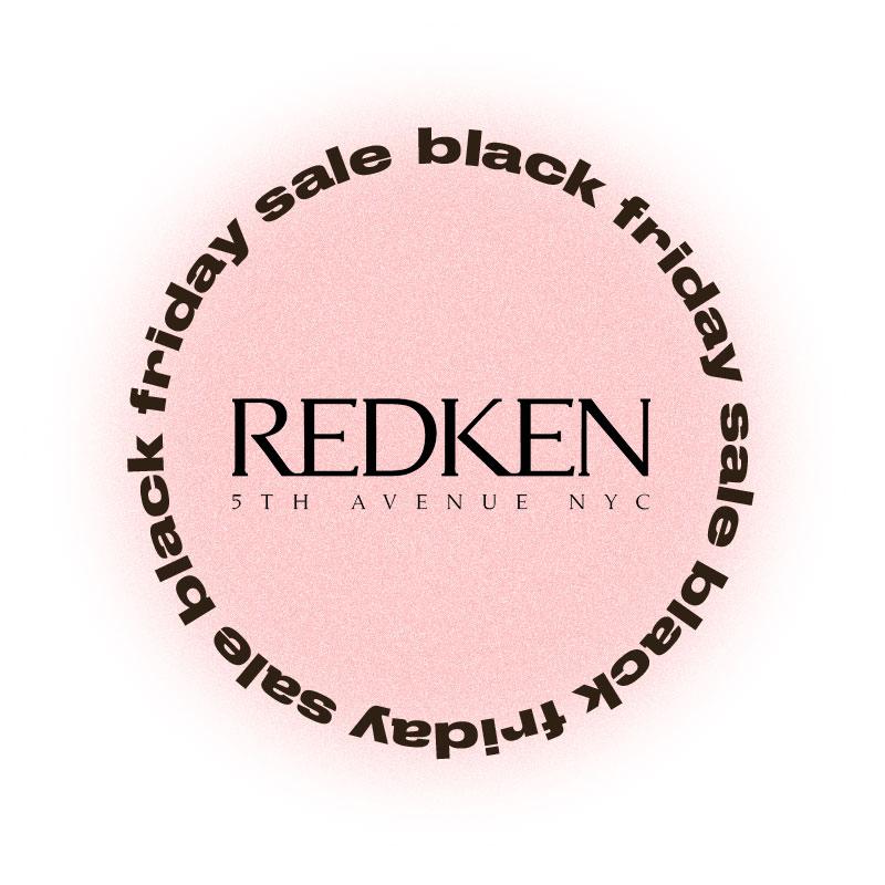 Черная пятница Redken
