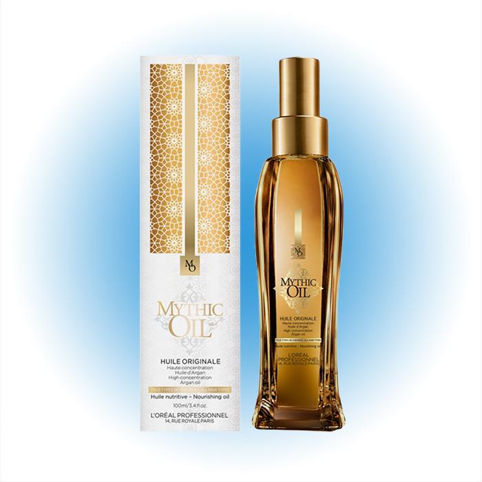 Масло для волос питательное L'Oreal Professionnel Mythic Oil