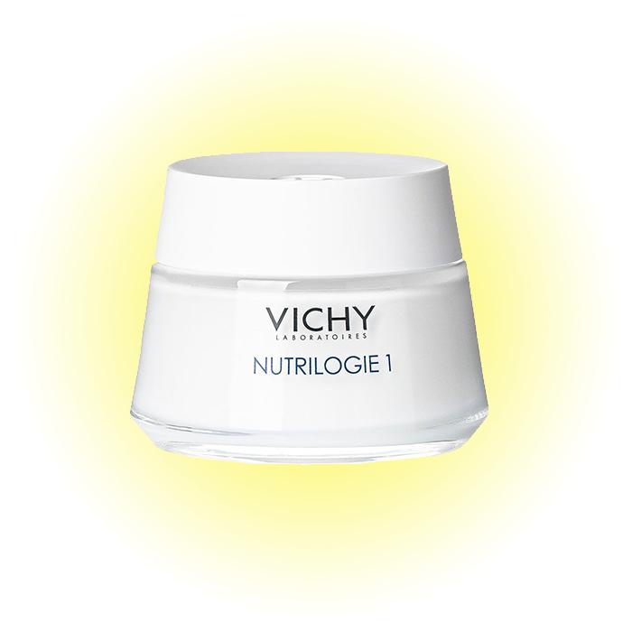 Восстанавливающий крем-уход для лица Nutrilogie 1, Vichy