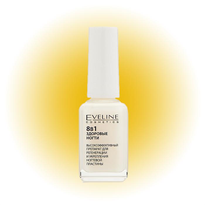 Высокоэффективный препарат для регенерации ногтей Nail Therapy, Eveline