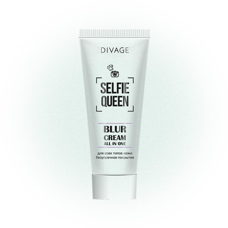 Основа под макияж с blur-эффектом Selfie Queen, Divage