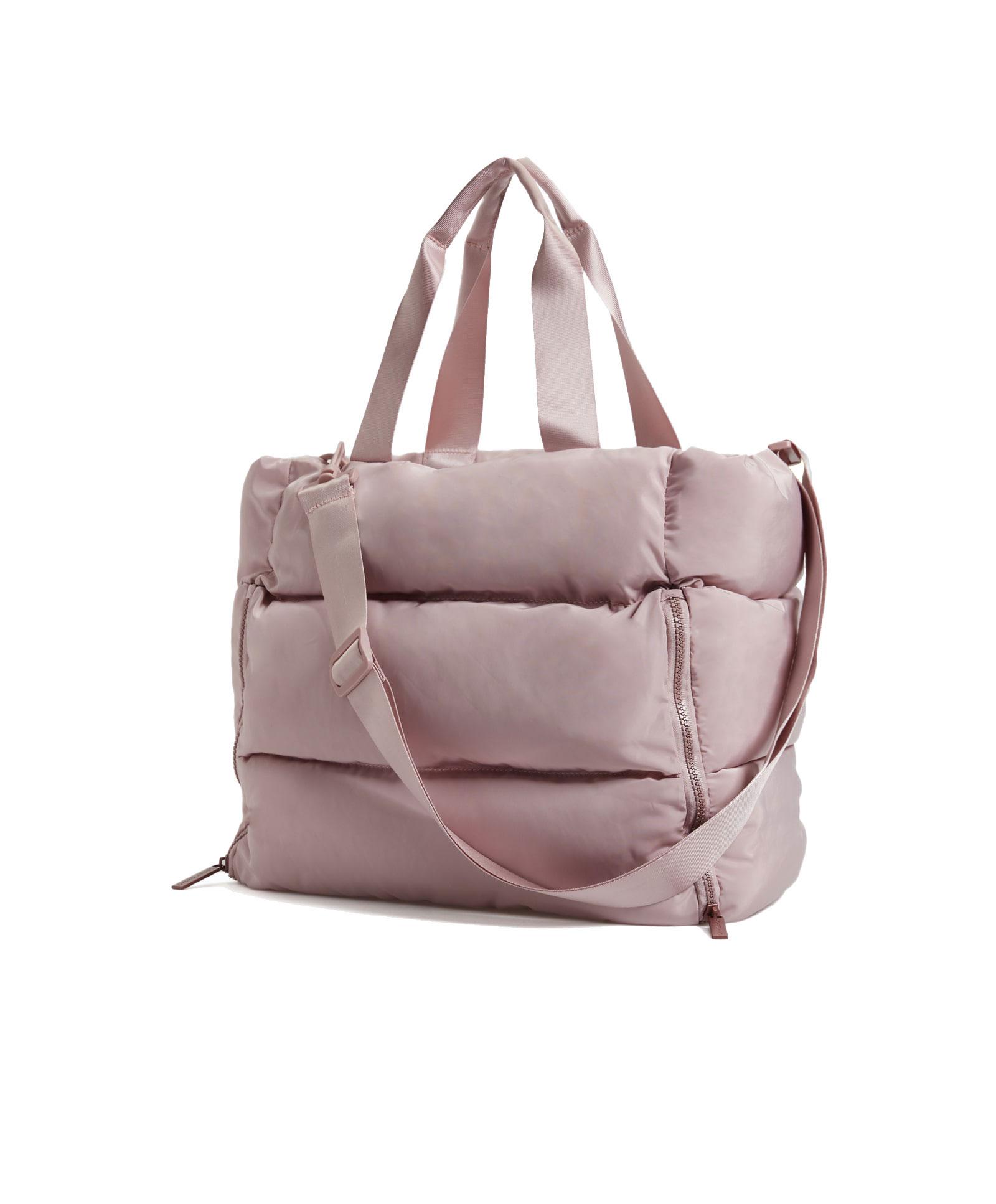 Стеганая спортивная сумка, Oysho