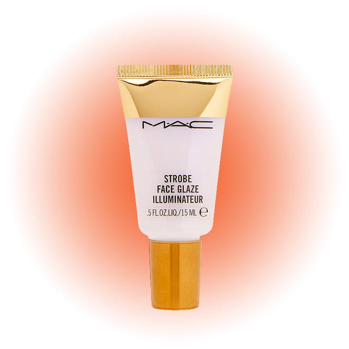 Увлажняющий крем с эффектом сияния Strobe Face Glaze, MAC