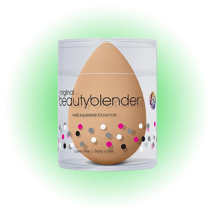 Спонж для нанесения косметических средств Nude, Beauty Blender