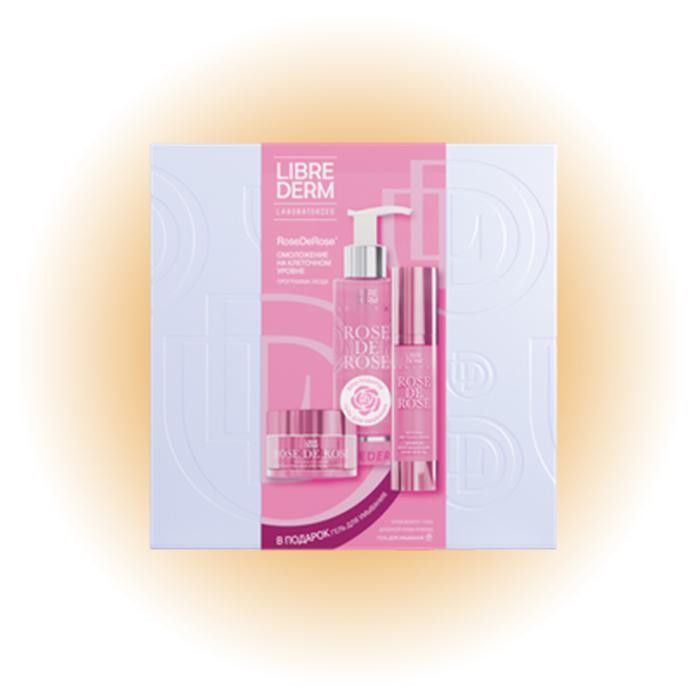 Набор Rose De Rose «Омоложение на клеточном уровне», Librederm