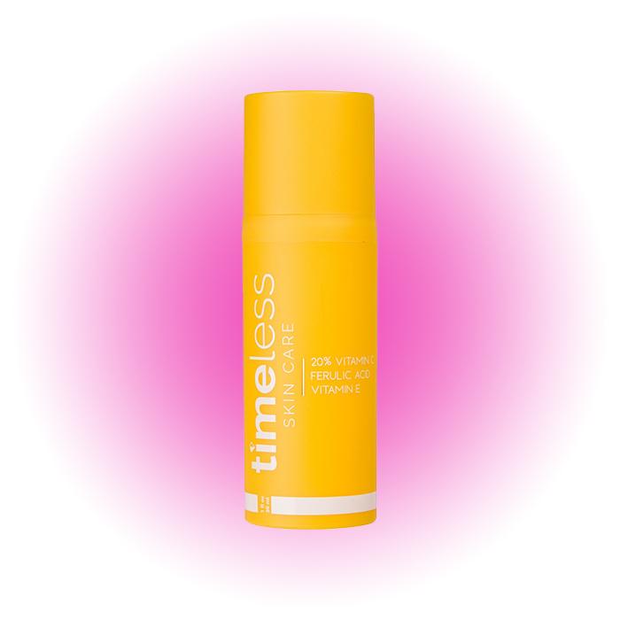 Сыворотка 20% Vitamin C + E Ferulic Acid, Timeless Skin Care