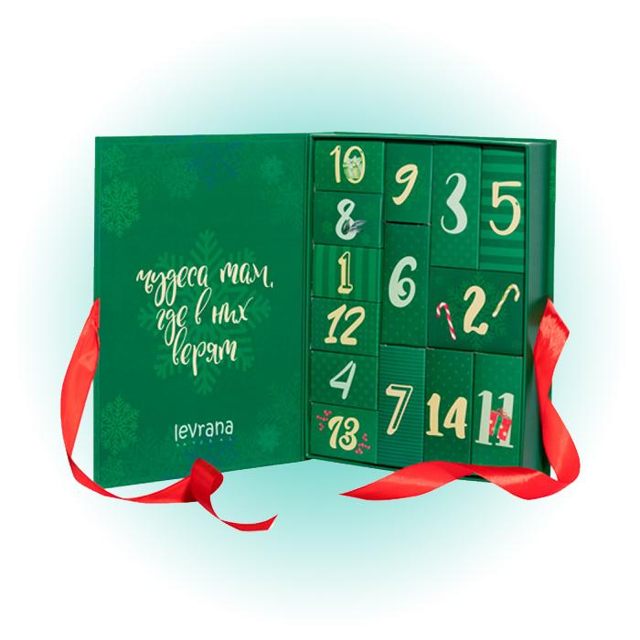 Адвент-календарь Levrana