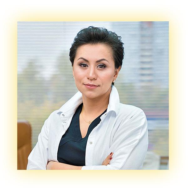 Галия Моллаева (Саратовцева)