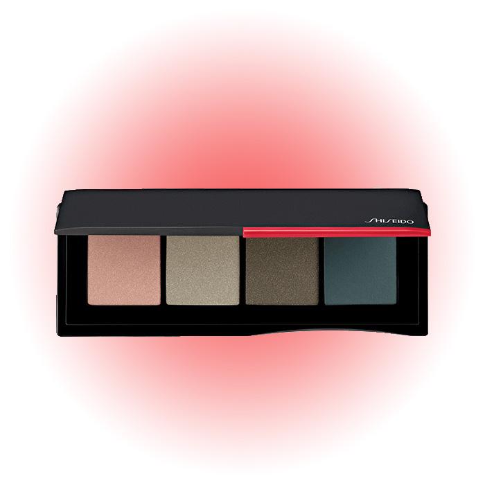 Квартет теней для век Shiseido Essentialist Eye Shadow Palette