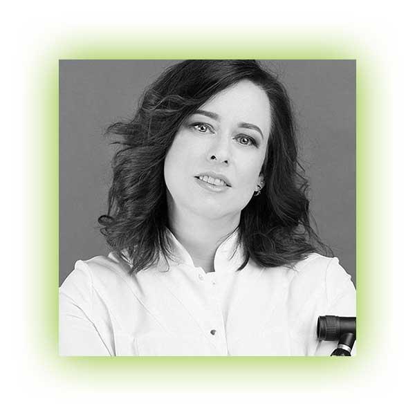 Вера Воронина, дерматолог