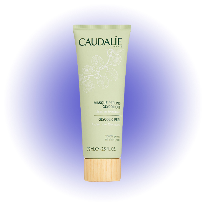 Маска-пилинг для лица Masque Peeling glycolique, Caudalie