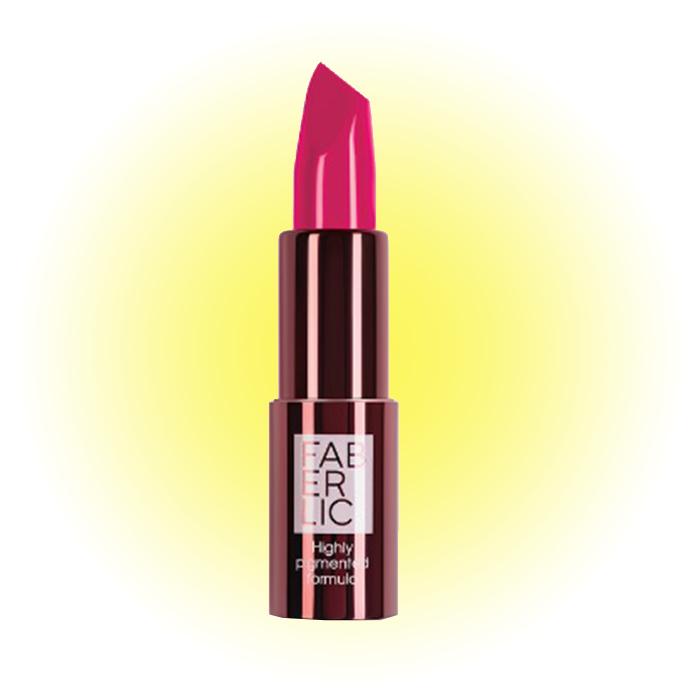 Помада для губ HD Color, «С любовью, розовый», Faberlic