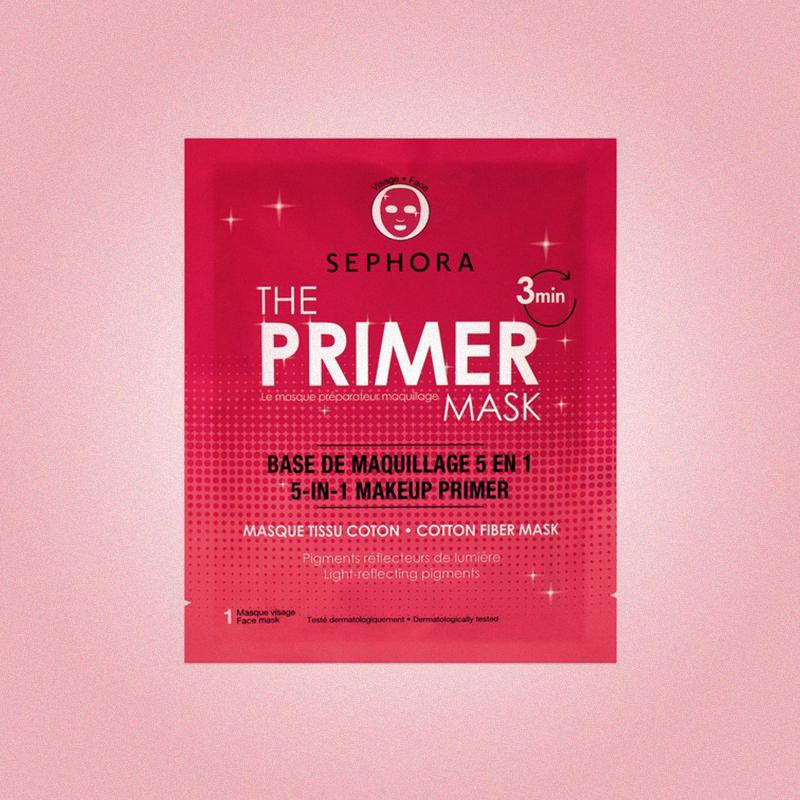 Тканевая маска-праймер The Primer Mask, Sephora