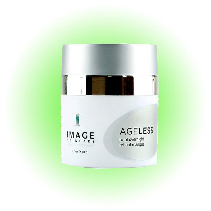 Ночная маска с ретинолом Ageless Total Overnight, Image Skincare