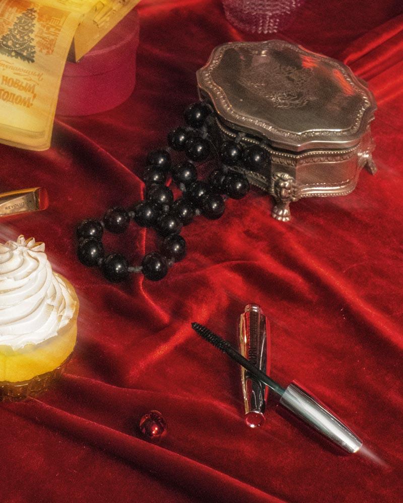 Идеи яркого макияжа для новогодней ночи
