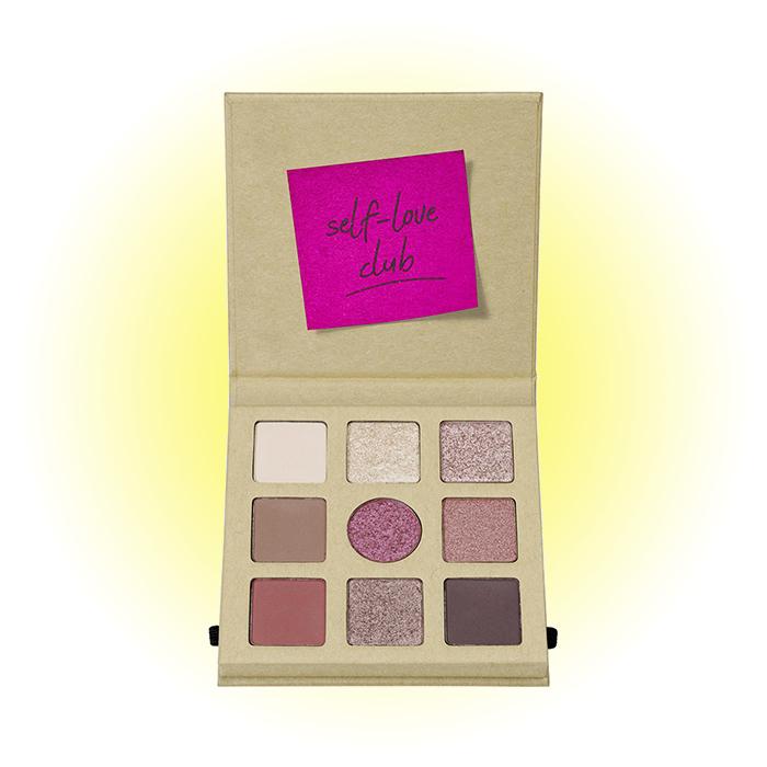 Палетка теней Daily Dose of Love Eyeshadow Palette, Essence