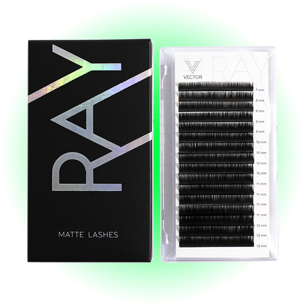 Ресницы для наращивания, Vector Ray