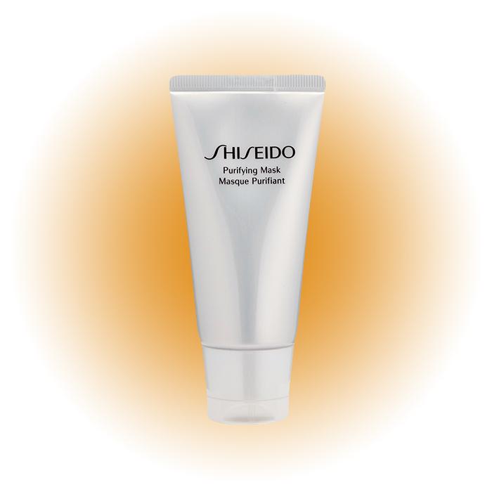 Маска для глубокого очищения кожи Purifying Mask, Shiseido