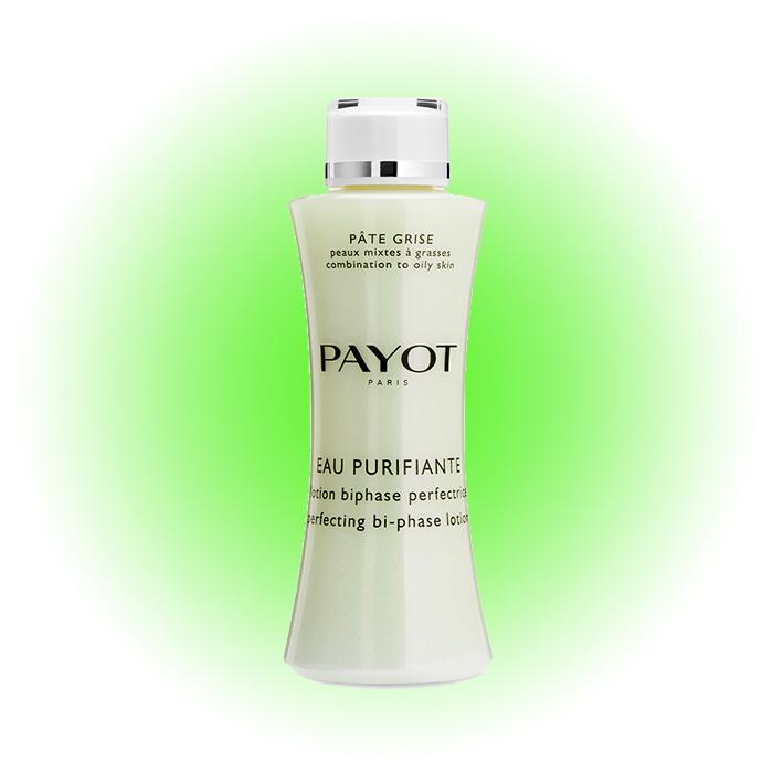 Средство для лица двухфазное очищающее и корректирующее Pate Grise Eau Purifiante, Payot
