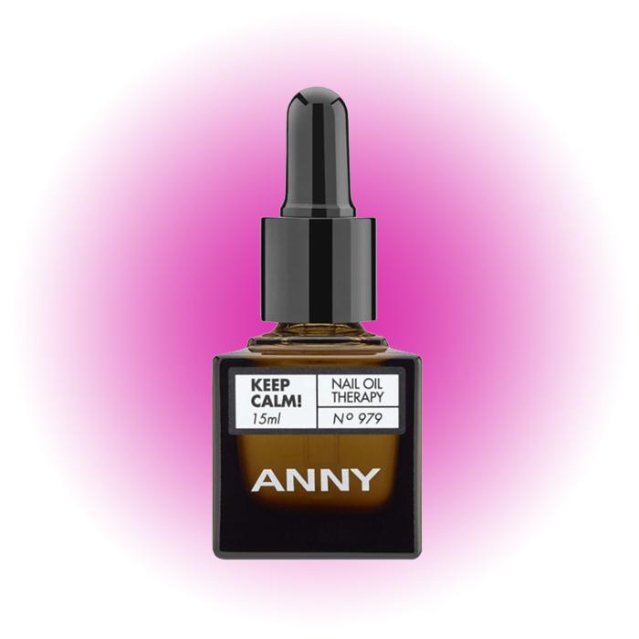 Масло для ногтей Keep calm! nail oil therapy, ANNY