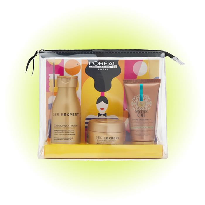 Набор для восстановления волос Summer in Paris Absolut, L'Oréal Professionnel