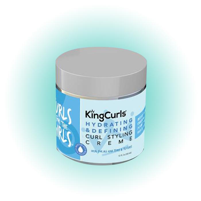 Средство для кудрявых мужских волос KingCurls