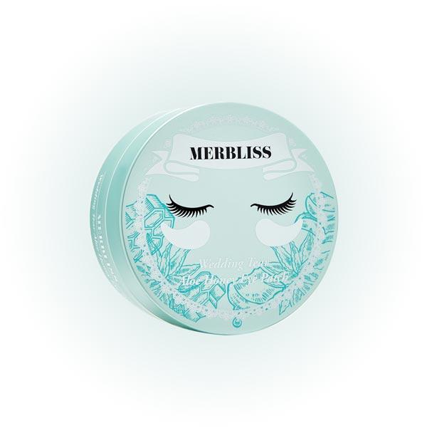 Патчи для глаз с медом и алоэ Wedding Tear, MERBLISS
