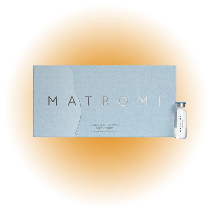Сыворотка для лица «Ультраувлажнение», Matromi