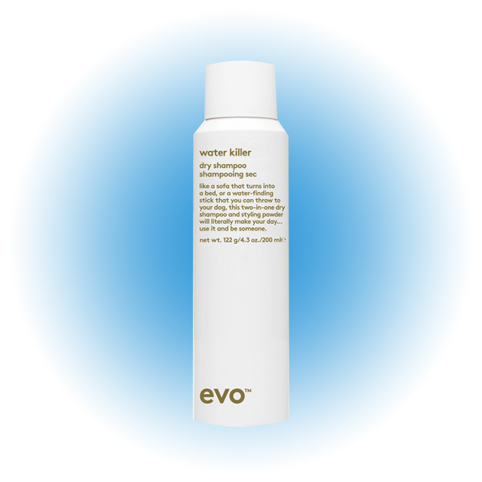 Сухой шампунь-спрей Water Killer, EVO