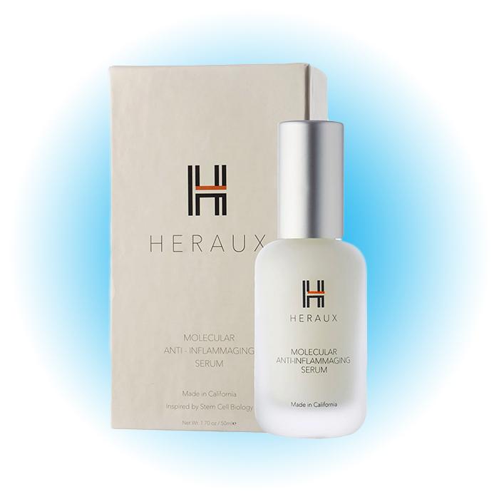 Сыворотка против воспаления, Heraux