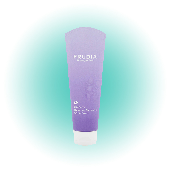 Пенка увлажняющая Blueberry, Frudia