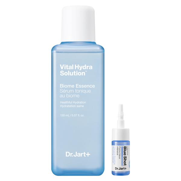 Интенсивно увлажняющая биом-эссенция Vital Hydra Solution™ + бустер, Dr.Jart+
