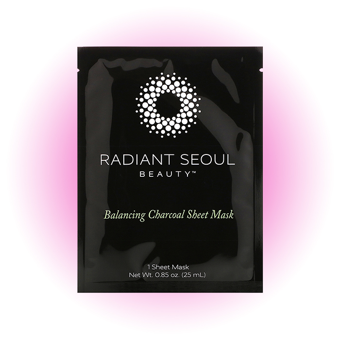 Балансирующая угольная маска, Radiant Seoul