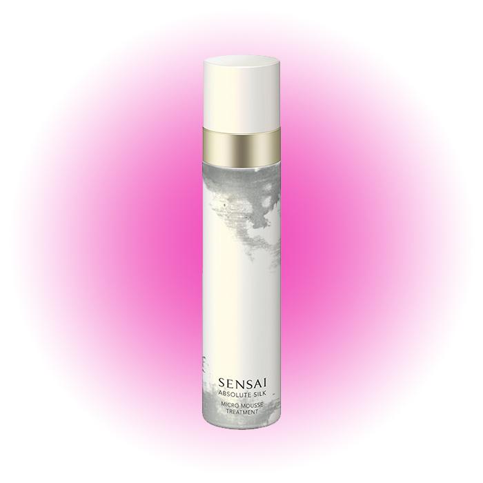 Мусс для лица Absolute Silk Micro Mousse Treatment NS, Sensai