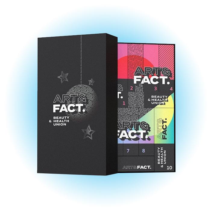 Адвент-календарь ART & FACT