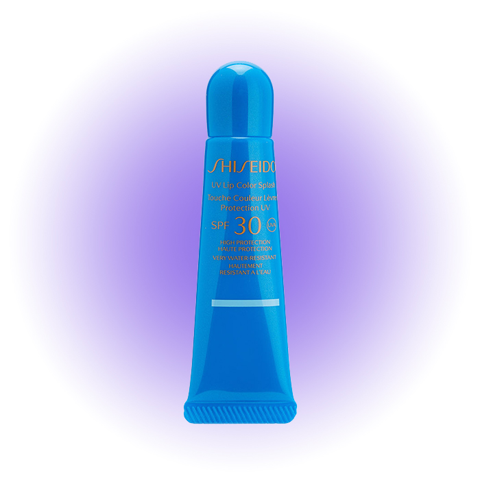 Солнцезащитный блеск для губ SPF 30 Global Suncare UV Lip Color Splash, Shiseido